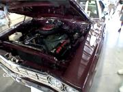 1968 Plymouth Road Runner 383 4-Speed Maroon