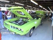 1970 Dodge Cuda Hemi Convertible Green