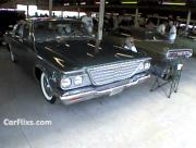 1964 Chrysler Newport Crown Green