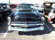1955 Ford Crown Vic - Black