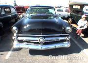 1955 Ford Crown Vic - Black