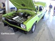 1974 Dodge Duster Green