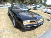 1978 Pontiac Trans Am - Black