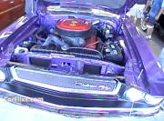 1970 Dodge Challenger 440 RT 4 Speed Convertible Plum